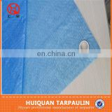 Plastic grommets trailer waterproof cover Polyethylene Tarp / Tent Fabric / Plastic Sheets
