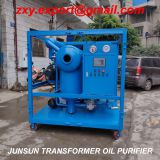 Junsun Exporter Transformer Oil Treatment Vacuum Filtration Dielectric Oil Reconditioning Purifier