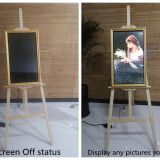 digital portrait image show funeral home need