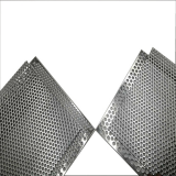 China manufacture products decorative and ventilation grilles for door perforated window shades