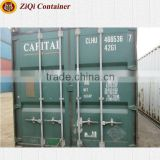 High quality New or Used Sea container used price (20'GP/40'GP/HC)