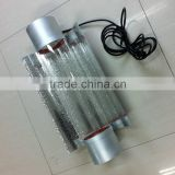 Wing Air Cooled Tube reflector/hydroponics grow light /400w 600w 1000w HID lamp reflector with yoyo in grow tent