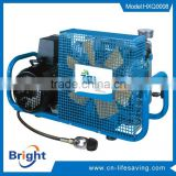 2015 hot sale manufacture high pressure compressor 300 bar, 200 bar mini compressor, mini air compressor