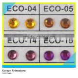 Hot Fix Korean Low Lead Rhinestones from ss6 to ss40 Korean Hot-Fix Crystal Rhinestoned