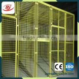corrugated display metal steel sheet decorative fence mesh panel