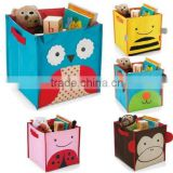 Multi-function Cartoon Living Room Toy Storage Cabinet