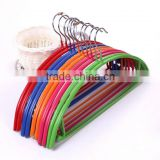 Plastic Clothing Coat Socks Hanger Drying Rack Multifunctional Space Saving Hooks Cloth Hanger