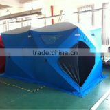 Factory sell hunting hide tent pop up ice fishing tent HUB pole ice fishing tent                                                                         Quality Choice