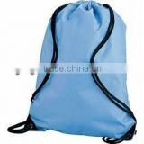 Customized Drawstring nlyon Bag ,polyester drawing bag various colors cheap custom drawstring bag