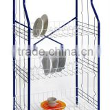 Supreme 4-Tier Any color Iron wire dish dryer