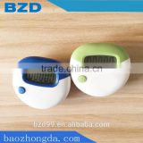 2016 New Best Promotional Items Manufacturer Functional Heart Shape Sport Walking Foot Counter Pedometer