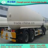 Good quality new coming 25cbm lpg gas tank delivery truck