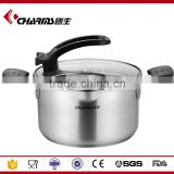 Energy Saving Commercial Stainless Steel Large Convection Oven Electric Cooking Pot No Oil