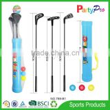 hot new products for 2015 wholesale China supplier kids toy office mini golf club putter set prices