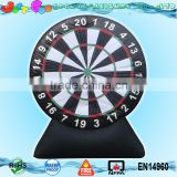 customized sticky inflatable dart board game commercial grade                                                                                                         Supplier's Choice