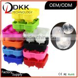 DKK-B002 the cheapest price ice tray , the cute ice ball tray for kids and health silicone