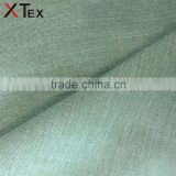 b2b trade websites bright green 100 polyester woven faux linen fabric for table cover or other furnitures