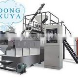 soya protein extruding machine/tissue nuggets making machine/isolated soya protein process line