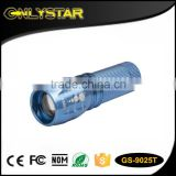 Onlystar GS-9025T professional custom strong powerful led logo projector flashlight
