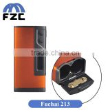2016 Hotsale Best Quality Ecig Box Mod with 2pcs high drain 18650 battery 213Watts Sigelei Fuchai 213W