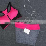 Custom Women's Apparel Bras, fitness and yoga wear, padded gym bra hot sexy girl