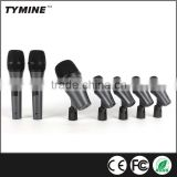 Tymine Professional 7pcs drum microphone kit