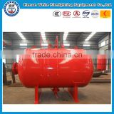 2000L carbon steel foam bladder tank,fire equipment factory
