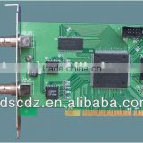 SC-7103 ASI IN and ASI out TS Play&Record Card PCI Recording