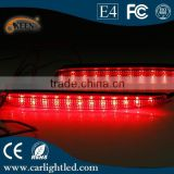 Waterproof Led Red Rear Bumper Reflector Light 12V dc Tail Lamp Bulbs for Mazda 6