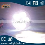 New product 12-24V 15W 8 inch motorcycle headlight 3535 lamp bead led headlight bulb for motorcycle