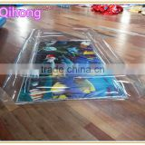 customized transparent inflatable pool with dome tent cover, inflatable ball pool, inflatable swimming pool for kids