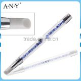 ANY New Arrival Acrylic Handle Nail Art Care Silicone Beauty Brush High Quality