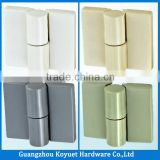 Modern Wholesale Factory Directly Bathroom Cubicle Hardware WC Toilet Plastic Flexible Hinge