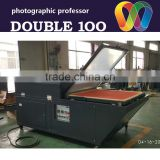 Double100 hot sell vacuum hot pressing machine for heat transfer printing