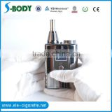 2014 China Manufacturer e cig new mechanical mod dna 30 clone dna30 mod box S-CA1 replacement coil e-cigarette
