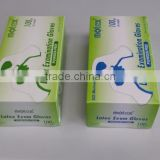 Inquiry About Powder free latex exam gloves