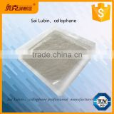 Factory - supply transparent plastic cellophane paper for packaging with cheap