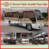 30 Seats Luxury Coach Bus for Sale Factory Direct Bus Sales