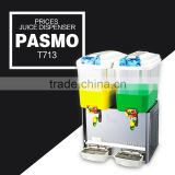 Pasmo Best Price Commercial Frozen Drink Slush Machine T713