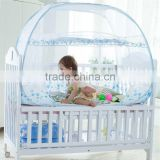 Self-supporting portable mosquito net protect baby from mosquitoes                                                                         Quality Choice