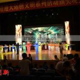 outdoor led display rental, P5 indoor rental display,die-casting aluminum cabinet