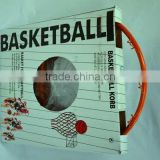 OEM Basketball ring basketball wives hoop earring