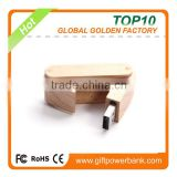 China usb manufacture wood box shape usb flash drive                                                                         Quality Choice