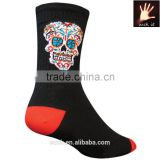 2015 New Bike Sock Bicycle Footwear Guy Crew Cycling Socks