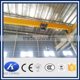5 ton single girder european bridge crane