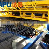 Welded wire mesh panel fence machine 3-6mm