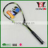 SQ585 GREEN good design Aluminum alloy squash racket/squash rackets for sale/squash
