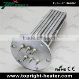 U shape best selling stainless CE Certified explosion-proof electric flange steamer heater
