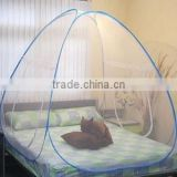 Folded Mongolia mosquito net tent/ Bed canopy/Free-standing mosquito net