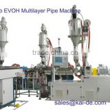 KAIDE PEXb EVOH Multilayer Pipe Extrusion Machine In China